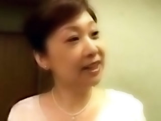 Japanese Mom Groped And Fingered...