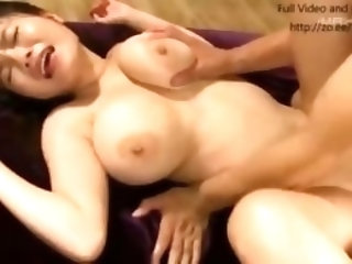 Fine Japanese with big boob