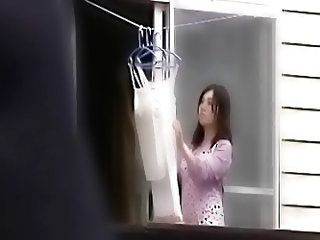 Japanese Housewife Is Vulnerable