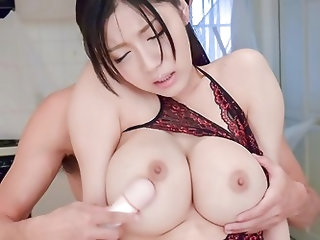 Exotic Japanese model Miho Ichiki in Horny JAV uncensored Facial clip